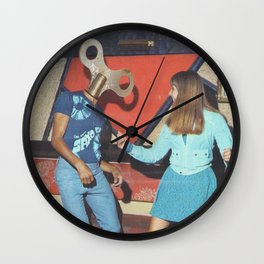 Danceophobia Wall Clock
