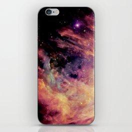 neBUla Colorful Warmth iPhone Skin
