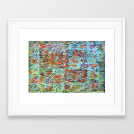 Colors of the Wind Framed Art Print