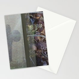 Double Exposures, January Series 5 Stationery Cards