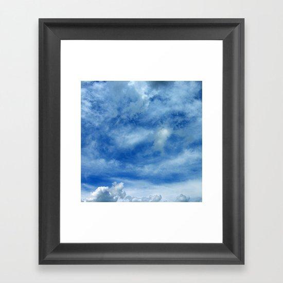 one summerday II Framed Art Print