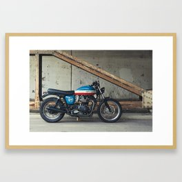 Eight Sixty Five Framed Art Print