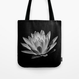 Upton Water Lily Tote Bag