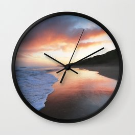 A Beautiful Sunrise Wall Clock