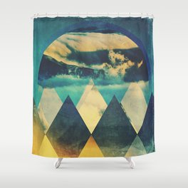 Fractions B11 Shower Curtain