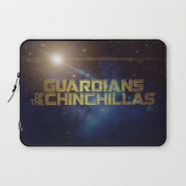Guardians of the Chinchillas Laptop Sleeve
