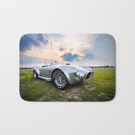 Sky's the Limit - Classic 1965 Shelby Cobra  Bath Mat