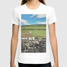 Thatched cottage, Ireland T-shirt