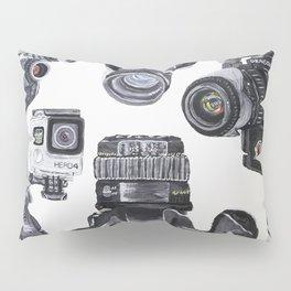 A Kodak(less) Moment Pillow Sham