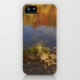Colours in Mauricie - Canada iPhone Case