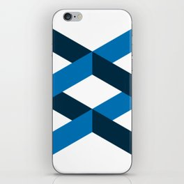 backbone js backbone.js framework developer programming blue triangle iPhone Skin