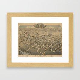 La Grange 1880 Framed Art Print