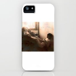 """""""The day after felt so right"""" iPhone Case"""