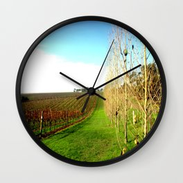Scotchmans Hill Winery Wall Clock