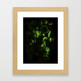 Trip To Jelly Framed Art Print