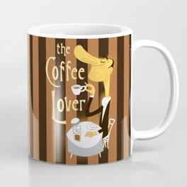 The Coffee Lover Coffee Mug