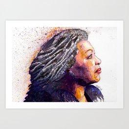 Toni Art Print