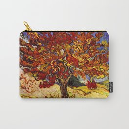 Vincent Van Gogh Mulberry Tree Carry-All Pouch
