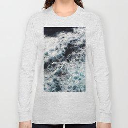 Ocean Painting Long Sleeve T-shirt