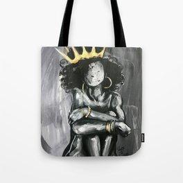 Naturally Queen IX Tote Bag