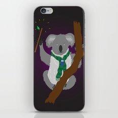Magical Koala iPhone & iPod Skin