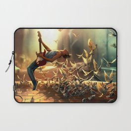 Do more than just exist Laptop Sleeve