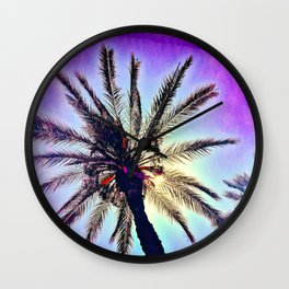 I've Got Paradise in the Palm of My Hand Wall Clock