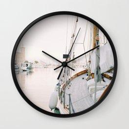 La Ciotat - Boat Wall Clock