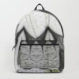 'flower pattern brittmarks' Backpack