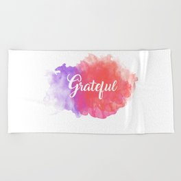 Grateful Beach Towel
