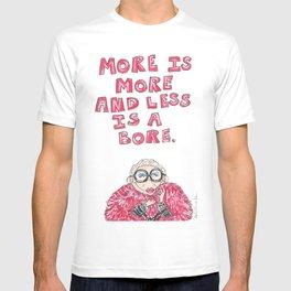 Iris Quote T-shirt