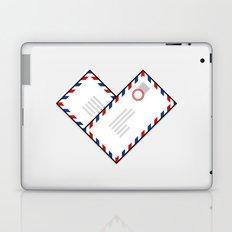 Love Letters Laptop & iPad Skin