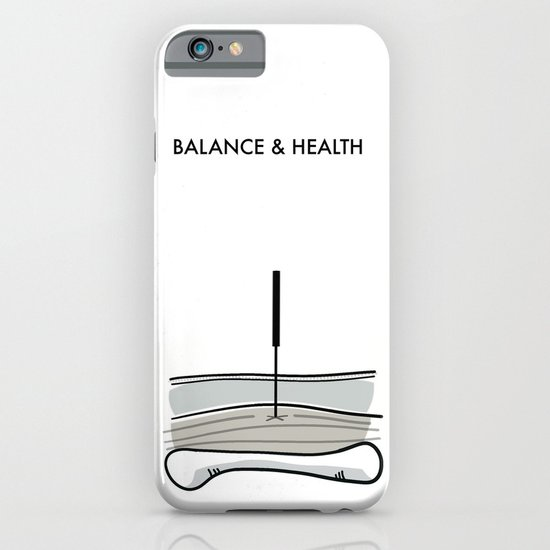 Acupuncture - Balance & Health iPhone & iPod Case