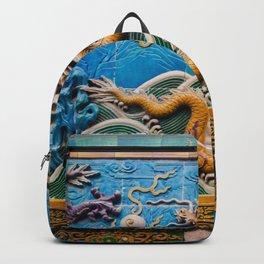 Dragon Wall Backpack