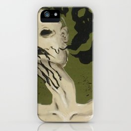 Anxiety I iPhone Case