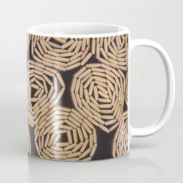 Wood planks texture Coffee Mug