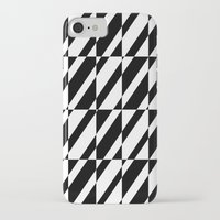 grid iPhone & iPod Cases featuring Grid by Laura Maria Designs