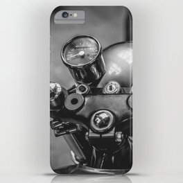 Bikehed BSMC London iPhone Case