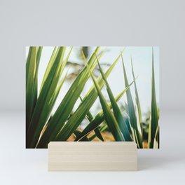 A warm summer's memory. Mini Art Print