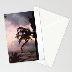 Sri Lanka sunset Stationery Cards