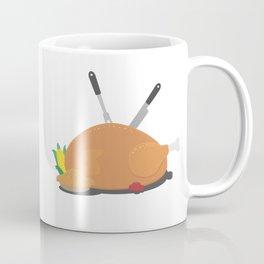 Thanksgiving table decoration Coffee Mug