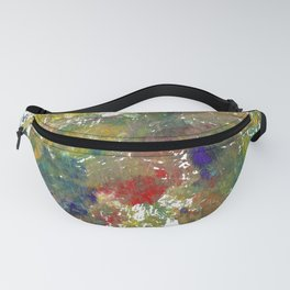 Abstract #16319 Fanny Pack