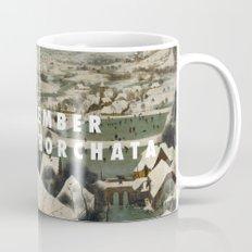 Horchata in the Snow Mug