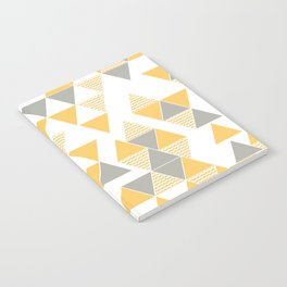 Abstract Triangles Notebook