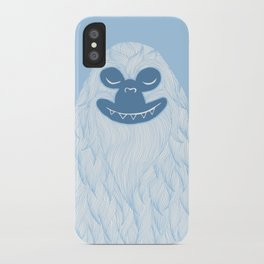Yeti iPhone Case