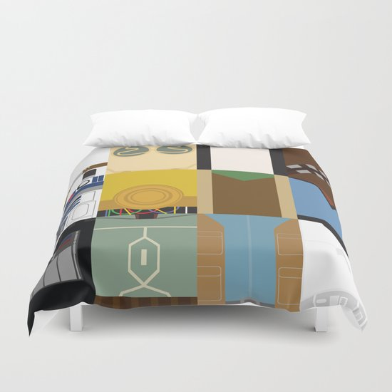 . Star Wars Duvet Cover by ese51   Society6