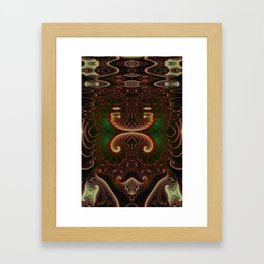 Source of Knowledge Flip Framed Art Print