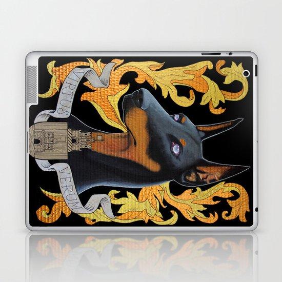 doberman - Vera Laptop & iPad Skin