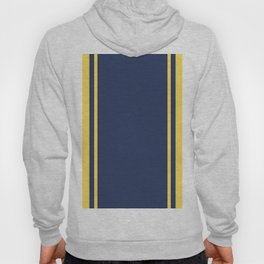 Yellow and Blue Pattern Hoody