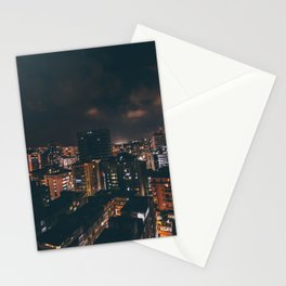 Caracas at Night Stationery Cards